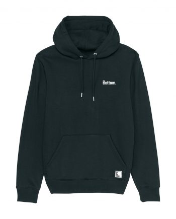 Out Of The Closet - Bottom - Hoodie - Black - Pride & Gay Clothing