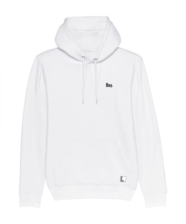 Out Of The Closet - Boy - Hoodie - White - Pride & Gay Clothing