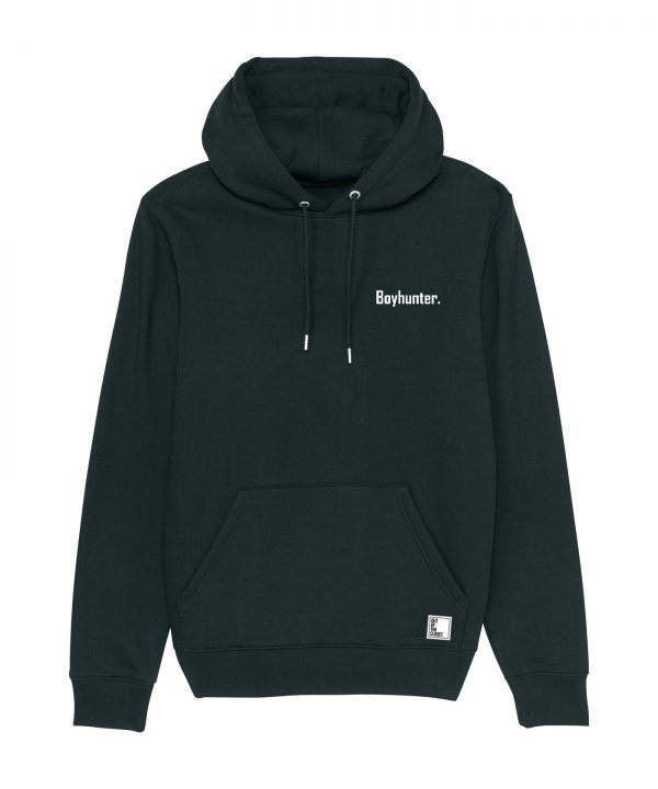Out Of The Closet - Boyhunter - Hoodie - Black - Pride & Gay Clothing