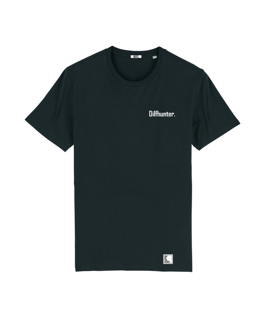Out Of The Closet - Dilfhunter - T-Shirt - Black - Pride & Gay Clothing
