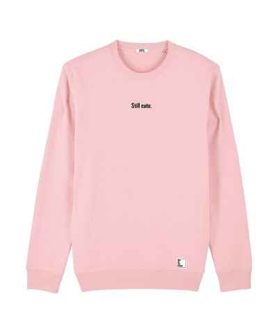 Out Of The Closet - Still Cute - Sweatshirt - Candy Pink - Pride & Gay Clothing