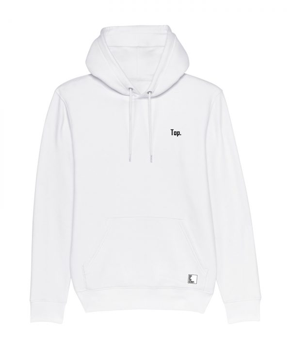 Out Of The Closet - Top - Hoodie - White - Pride & Gay Clothing