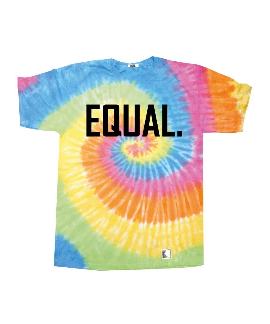 Out Of The Closet - Equal - T-Shirt - Batic - Pride & Gay Clothing